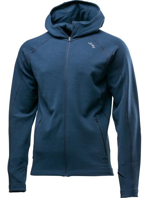 Lundhags Merino sweater Heren blauw